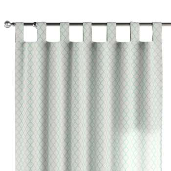 Tab top curtains in collection Geometric, fabric: 141-47