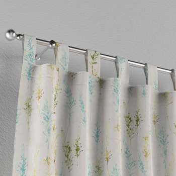 Tab top curtains 130 x 260 cm (51 x 102 inch) in collection Acapulco, fabric: 141-38