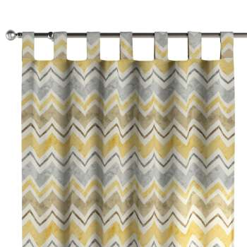Tab top curtains 130 x 260 cm (51 x 102 inch) in collection Acapulco, fabric: 141-39