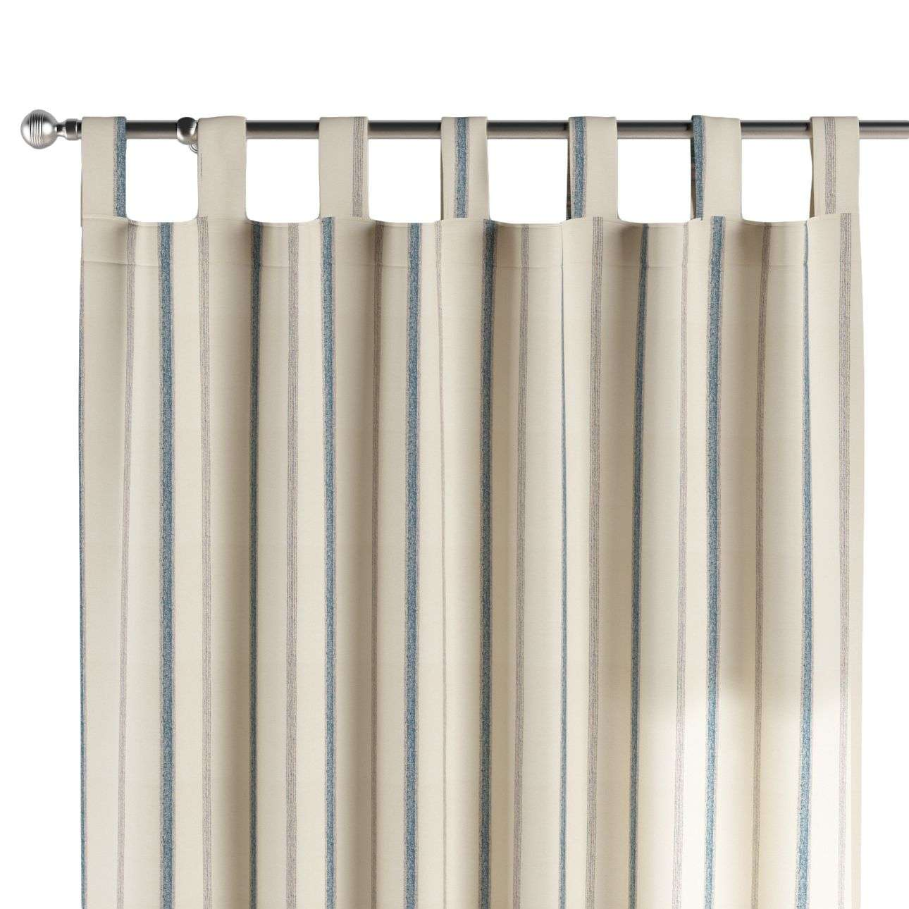 Zasłona na szelkach 1 szt. 1szt 130x260 cm w kolekcji Avinon, tkanina: 129-66