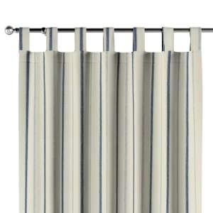 Gardin med stropper 1 stk. 130 x 260 cm fra kolleksjonen Avinon, Stoffets bredde: 129-66
