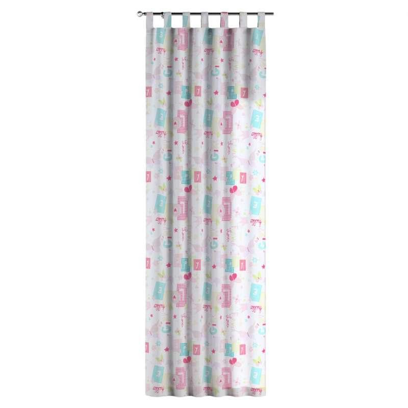 Záves na pútkach V kolekcii Little World, tkanina: 141-51
