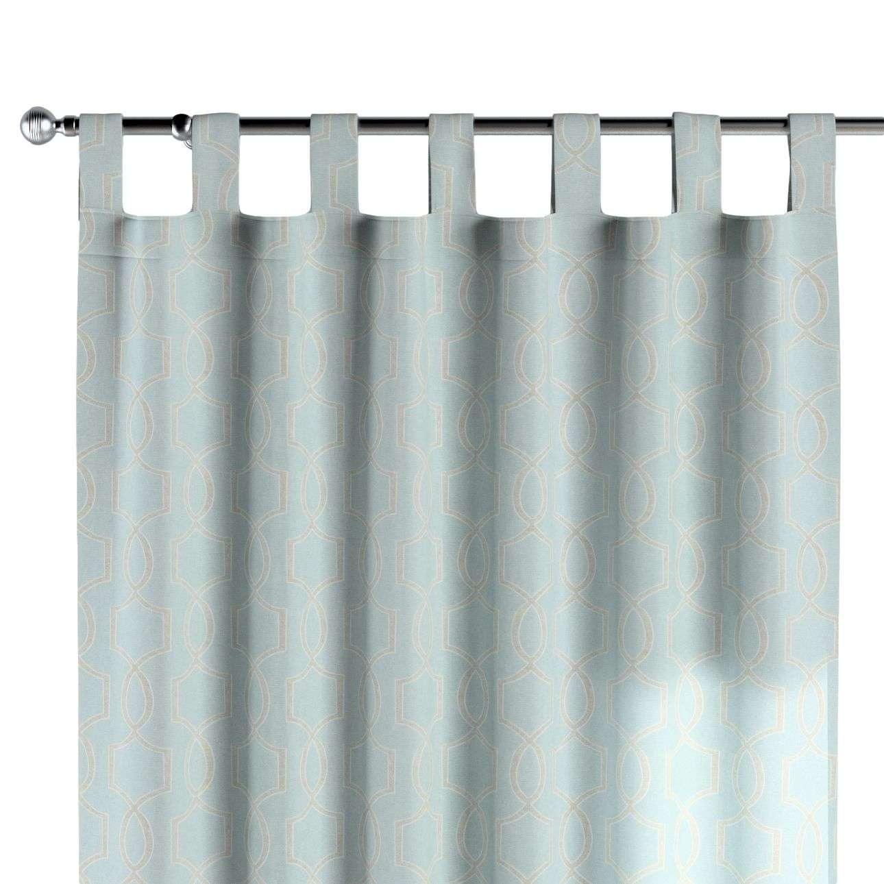 Gardin med stropper 1 stk. 130 x 260 cm fra kolleksjonen Comics, Stoffets bredde: 141-24
