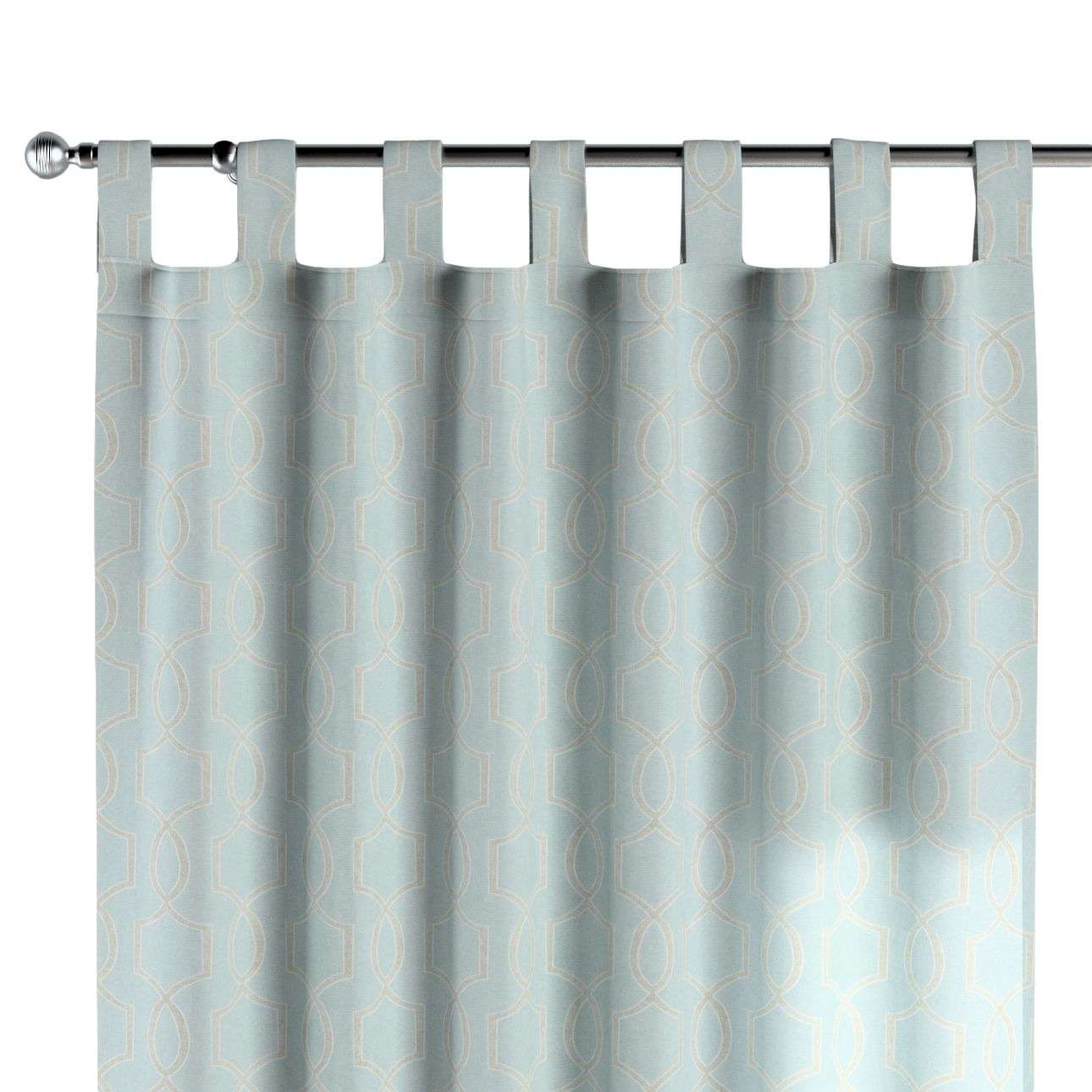 Tab top curtains in collection Comics/Geometrical, fabric: 141-24