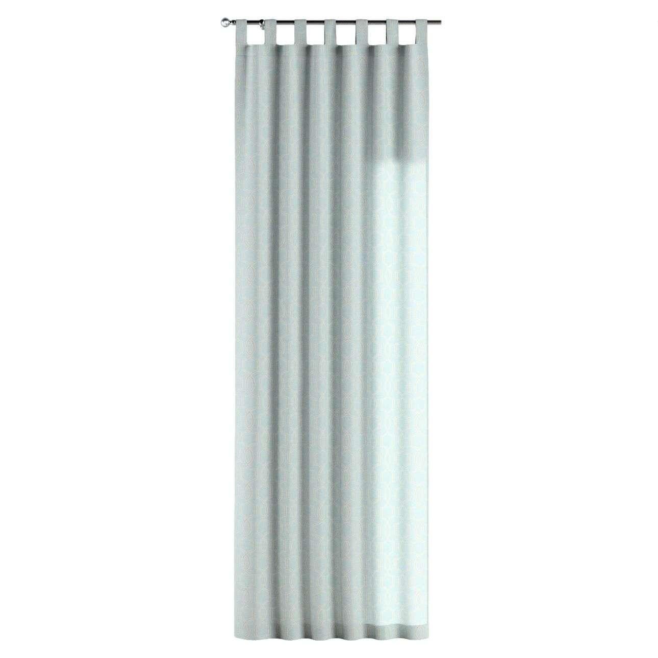 Gardin med stropper 1 stk. 130 × 260 cm fra kolleksjonen Comics, Stoffets bredde: 141-24
