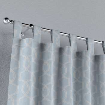 Tab top curtains in collection Comics/Geometrical, fabric: 141-25