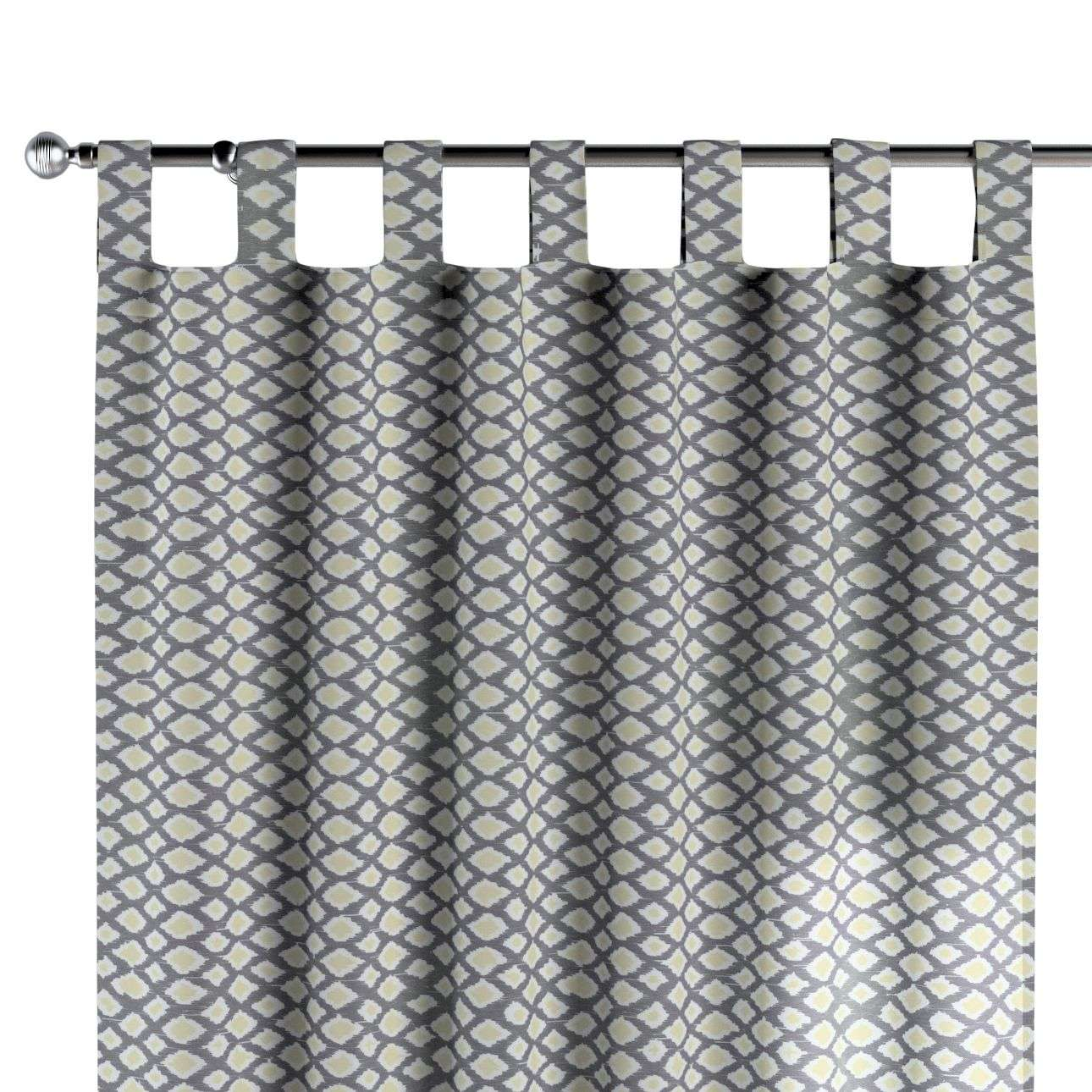 Tab top curtains in collection Comics/Geometrical, fabric: 141-21
