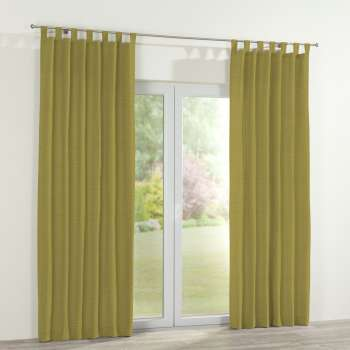 Tab top curtains 130 x 260 cm (51 x 102 inch) in collection Chenille, fabric: 160-47