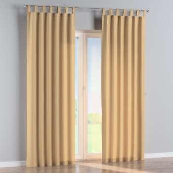 Gardin med stropper