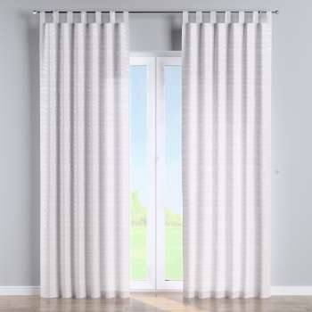 Tab top curtains in collection Damasco, fabric: 141-87