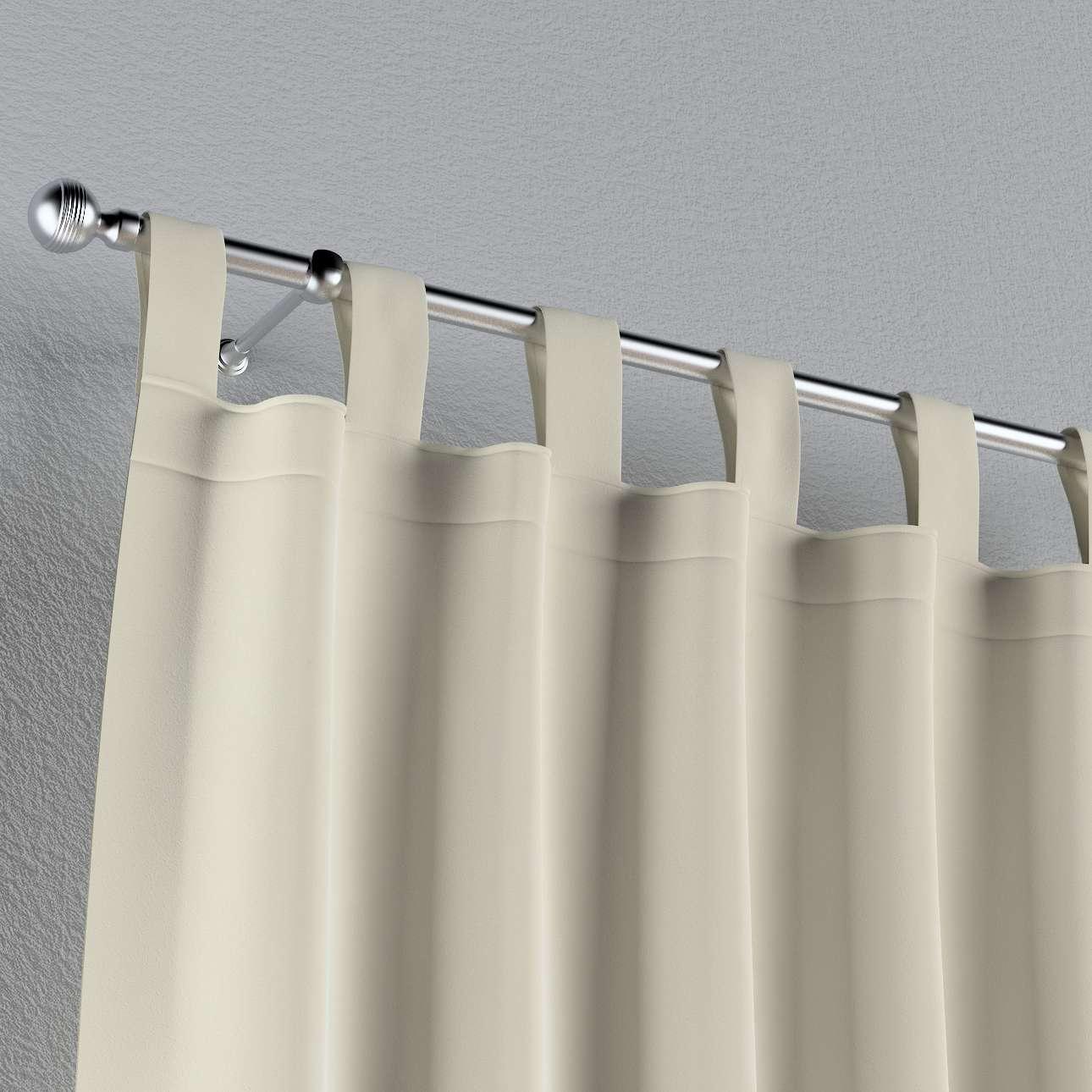 Záves na pútkach V kolekcii Velvet, tkanina: 704-10