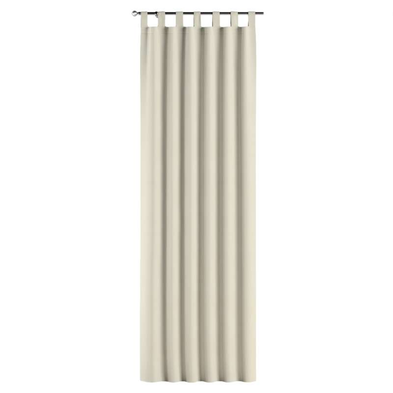 Gardin med stropper 1 stk. fra kollektionen Velvet, Stof: 704-10