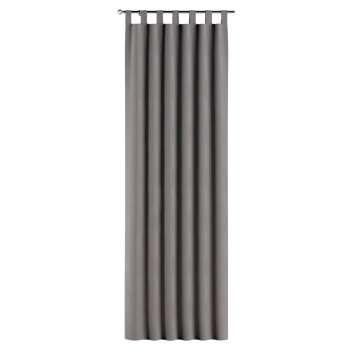 Gardin med hällor 1 längd i kollektionen Velvet, Tyg: 704-11