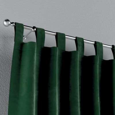 Zasłona na szelkach 1 szt. w kolekcji Velvet, tkanina: 704-13