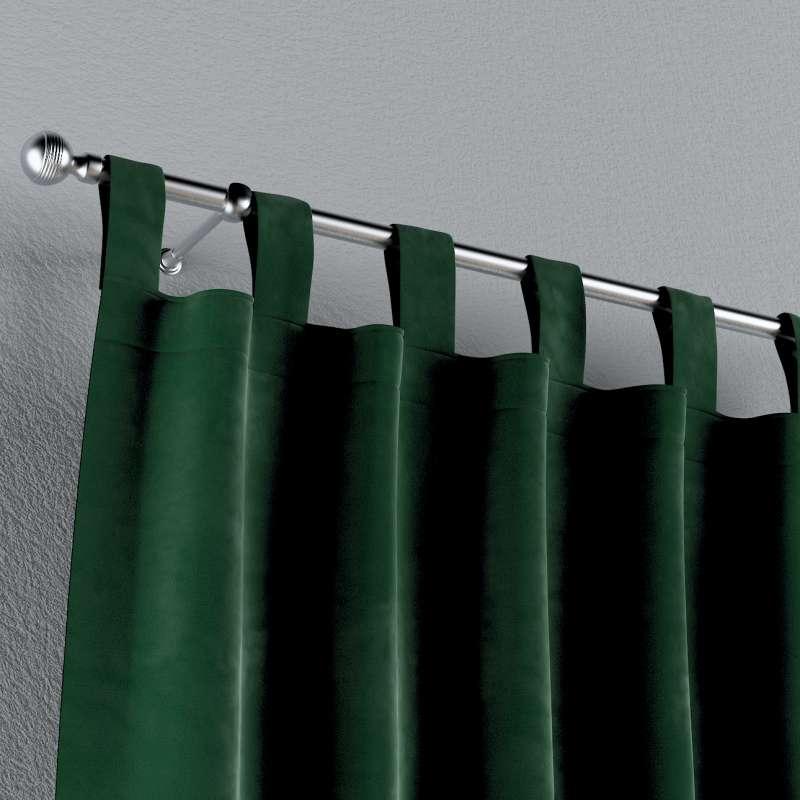 Záves na pútkach V kolekcii Velvet, tkanina: 704-13