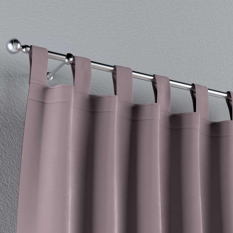 Záves na pútkach V kolekcii Velvet, tkanina: 704-14
