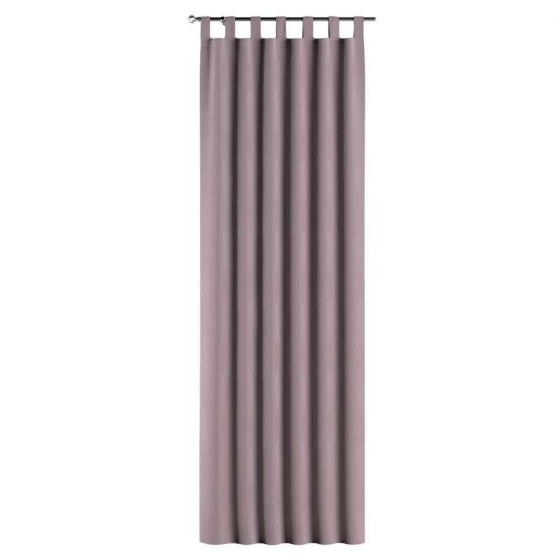 Gardin med stropper 1 stk. fra kollektionen Velvet, Stof: 704-14