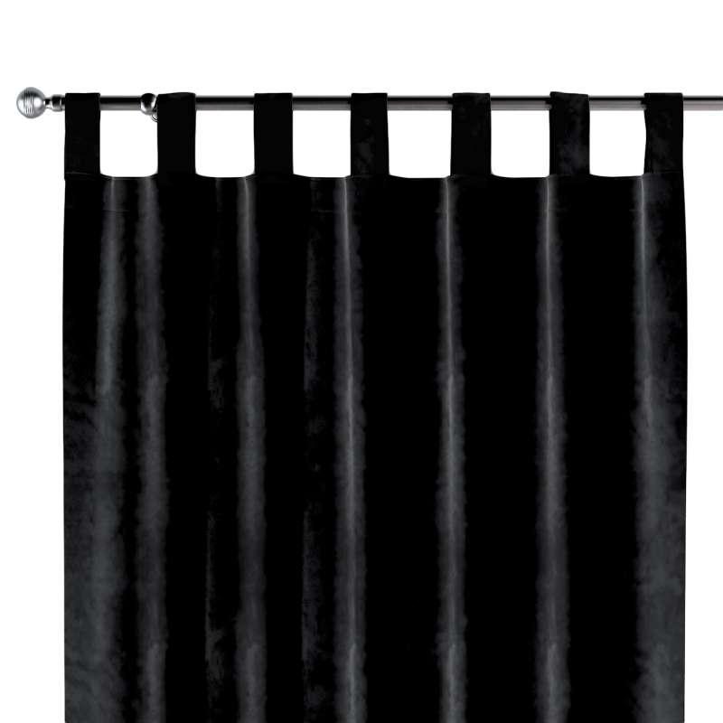 Gardin med stropper 1 stk. fra kolleksjonen Velvet, Stoffets bredde: 704-17