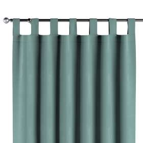 Tab top curtains