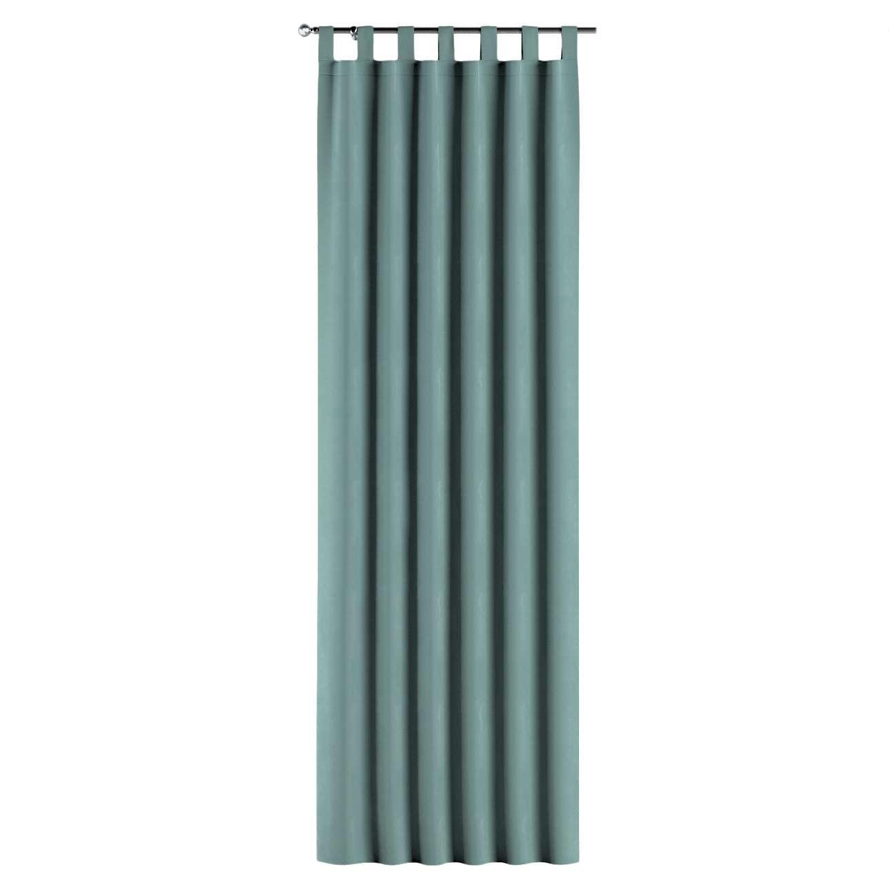 Závěs na poutka 130 × 260 cm v kolekci Velvet, látka: 704-18