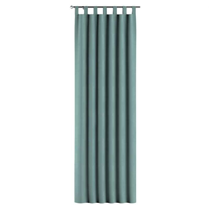 Gardin med stropper 1 stk. fra kollektionen Velvet, Stof: 704-18