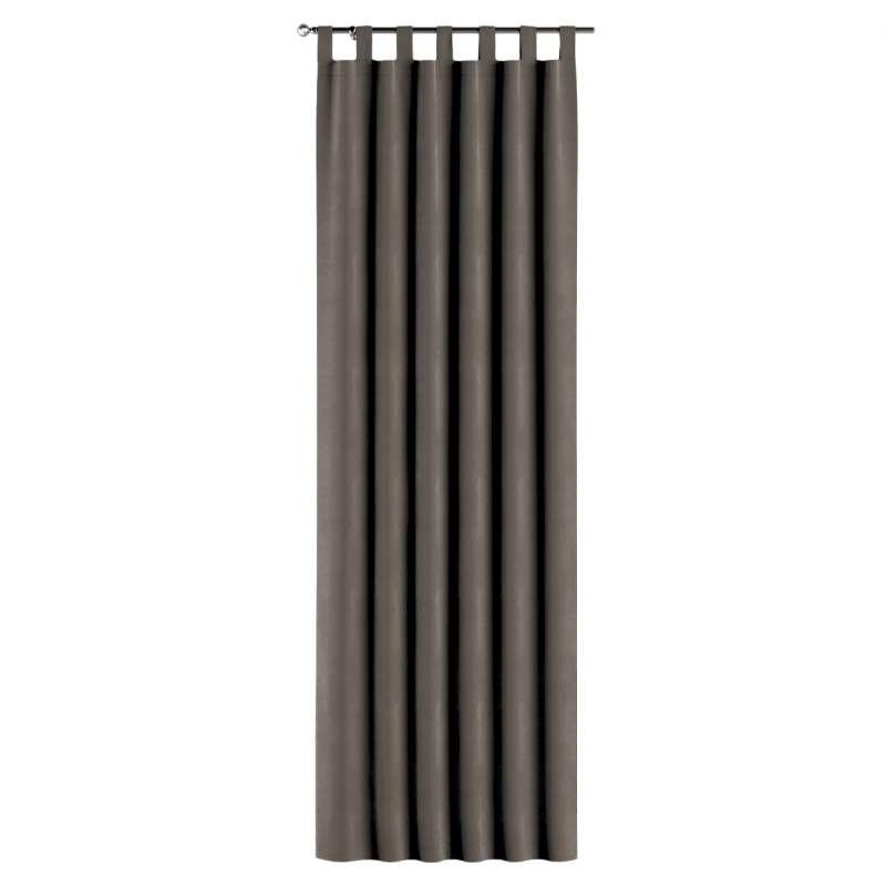 Gardin med stropper 1 stk. fra kolleksjonen Velvet, Stoffets bredde: 704-19