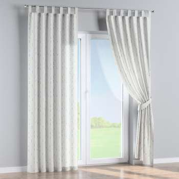 Tab top curtains 130 × 260 cm (51 × 102 inch) in collection Adventure, fabric: 141-82