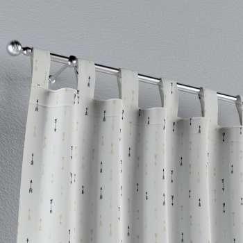 Gardin med stropper 1 stk. 130 × 260 cm fra kolleksjonen Adventure, Stoffets bredde: 141-82