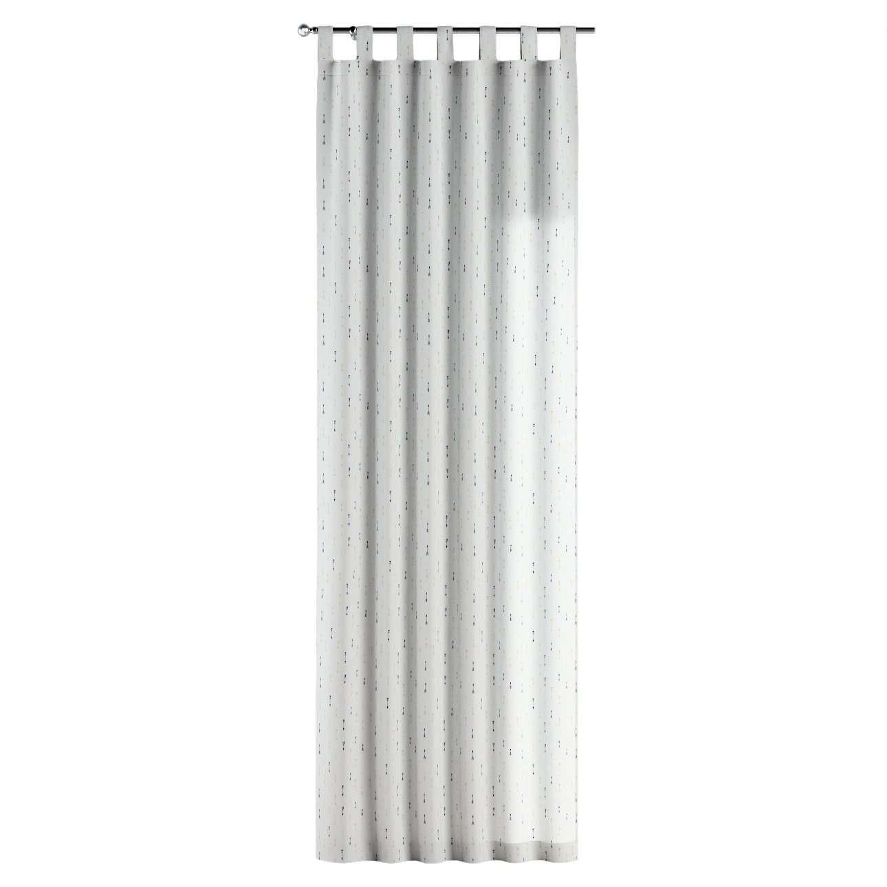 Gardin med stropper 1 stk. fra kolleksjonen Adventure, Stoffets bredde: 141-82