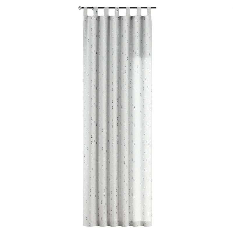 Gardin med hällor 1 längd i kollektionen Adventure, Tyg: 141-82