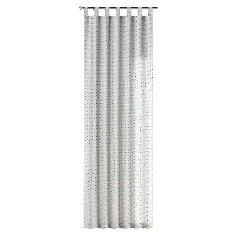 Gardin med hällor 1 längd i kollektionen Adventure, Tyg: 141-83
