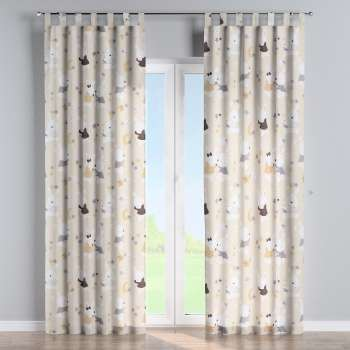 Tab top curtains 130 × 260 cm (51 × 102 inch) in collection Adventure, fabric: 141-85