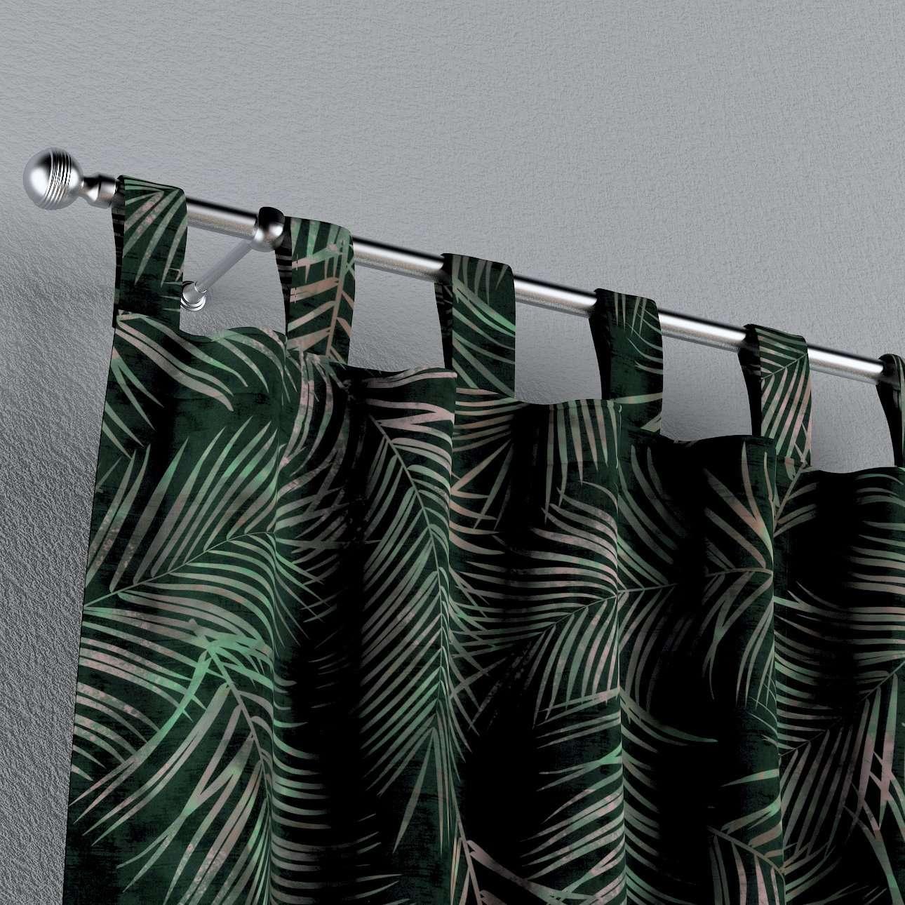 Záves na pútkach V kolekcii Velvet, tkanina: 704-21
