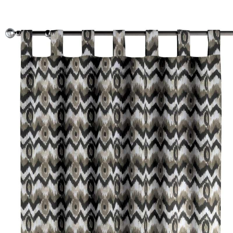 Gardin med stropper 1 stk. fra kolleksjonen Modern, Stoffets bredde: 141-88