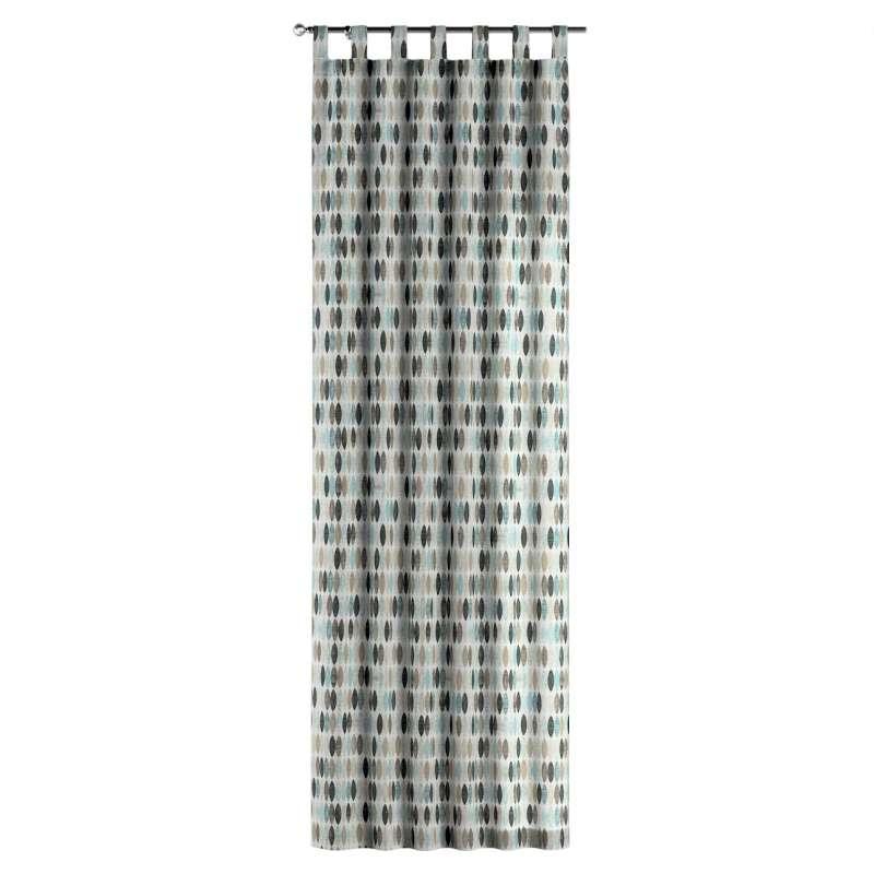 Zasłona na szelkach 1 szt. w kolekcji Modern, tkanina: 141-91