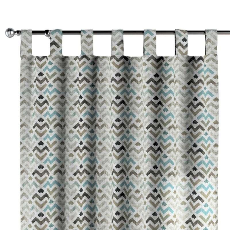 Záves na pútkach V kolekcii Modern, tkanina: 141-93