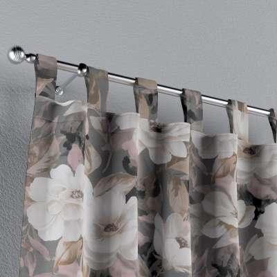 Zasłona na szelkach 1 szt. w kolekcji Gardenia, tkanina: 142-13