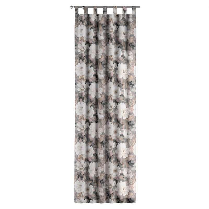 Gardin med stropper 1 stk. fra kollektionen Gardenia, Stof: 142-13