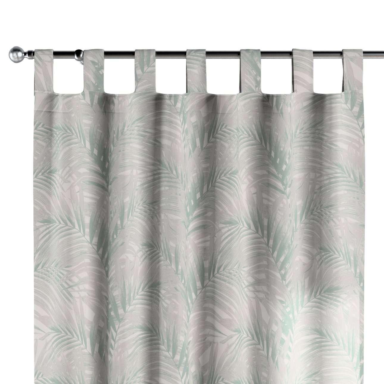 Zasłona na szelkach 1 szt. w kolekcji Gardenia, tkanina: 142-15