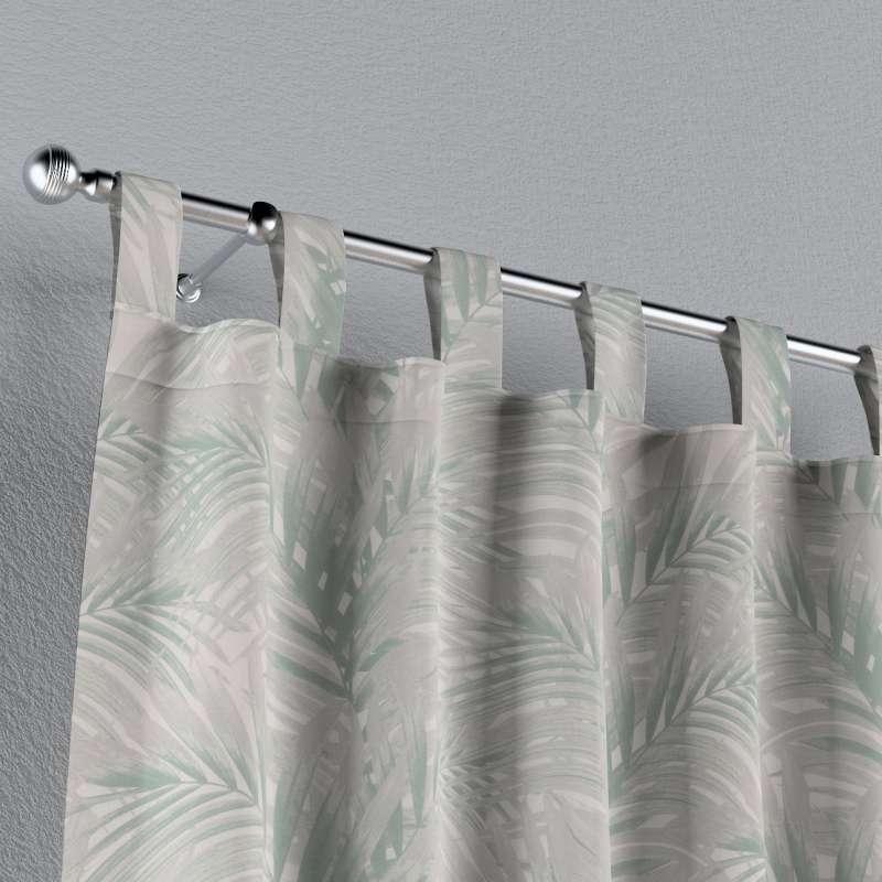 Záves na pútkach V kolekcii Gardenia, tkanina: 142-15