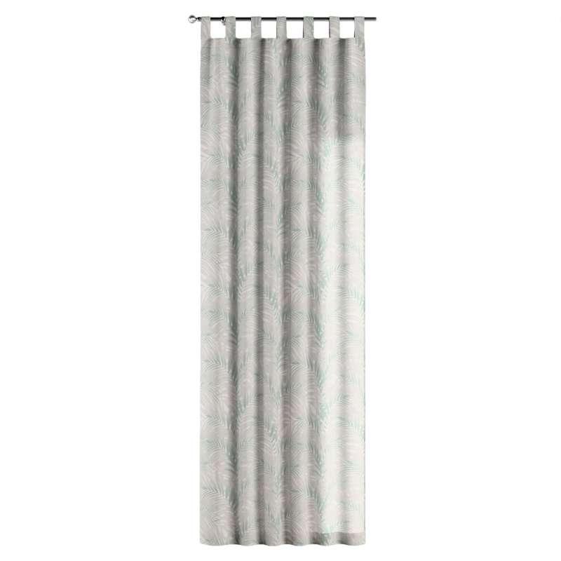 Gardin med stropper 1 stk. fra kolleksjonen Gardenia, Stoffets bredde: 142-15