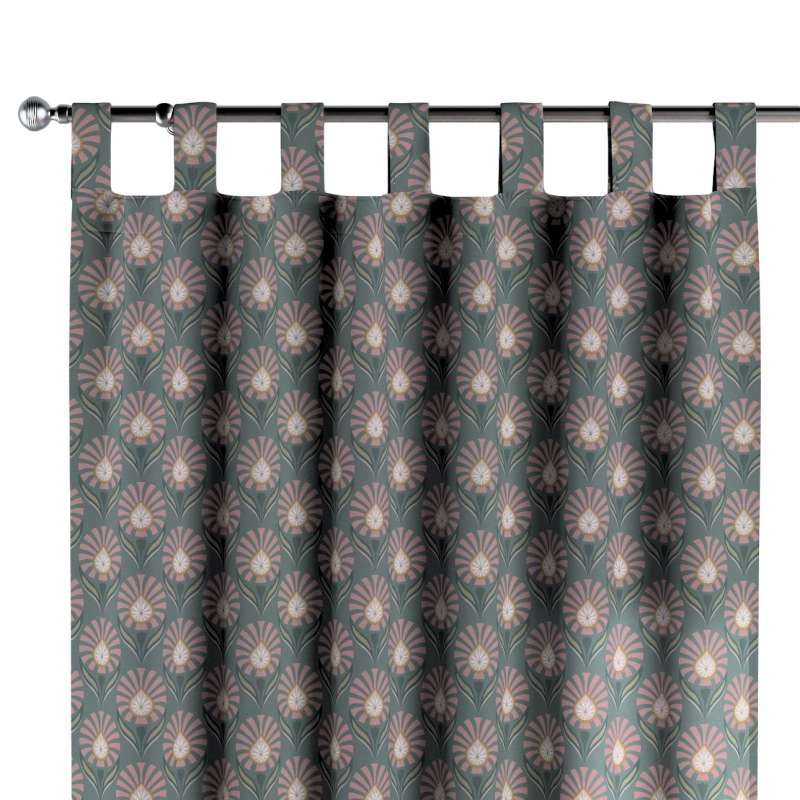Záves na pútkach V kolekcii Gardenia, tkanina: 142-17