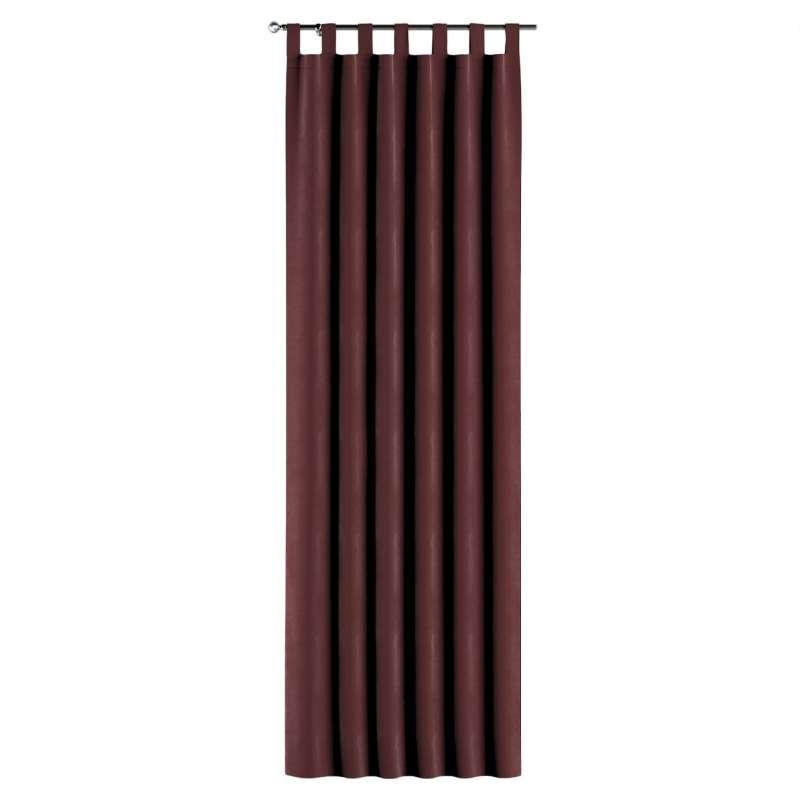 Gardin med stropper 1 stk. fra kolleksjonen Velvet, Stoffets bredde: 704-26