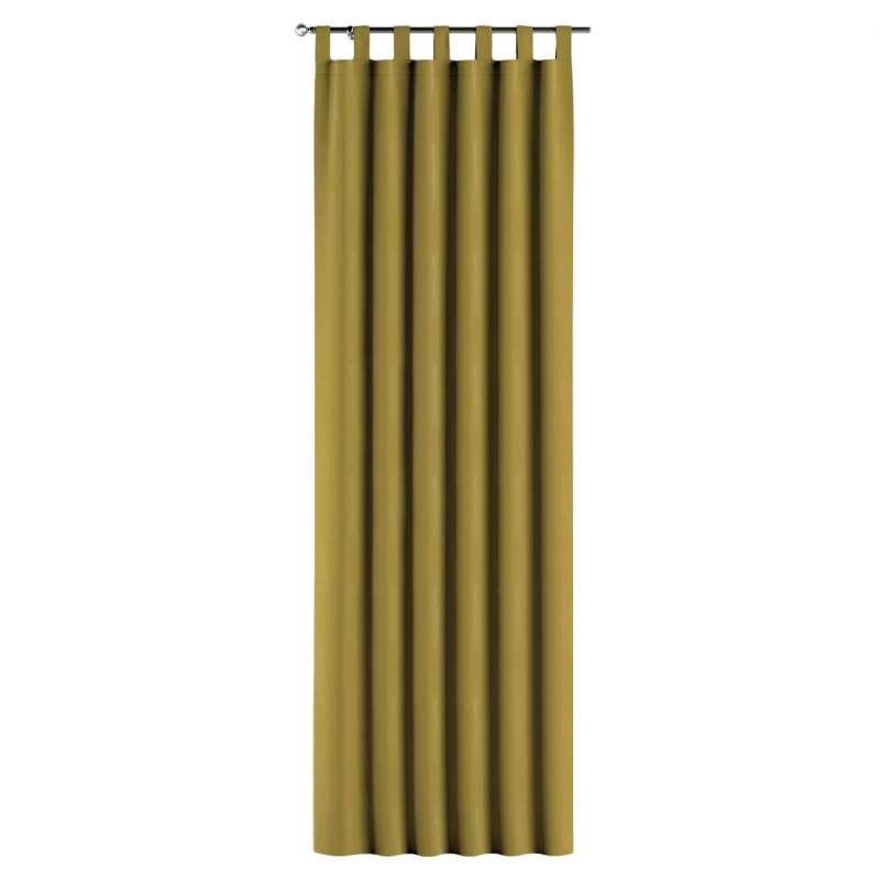 Gardin med stropper 1 stk. fra kollektionen Velvet, Stof: 704-27
