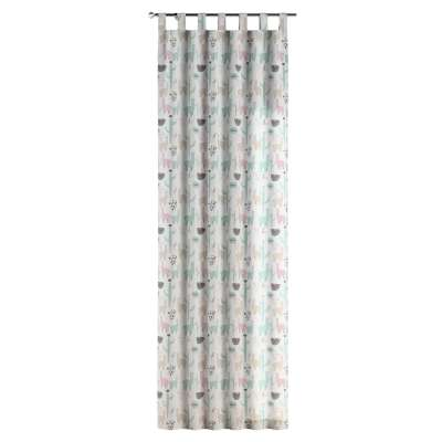 Tab top curtains in collection Magic Collection, fabric: 500-01