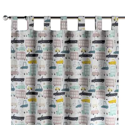 Tab top curtains in collection Magic Collection, fabric: 500-02