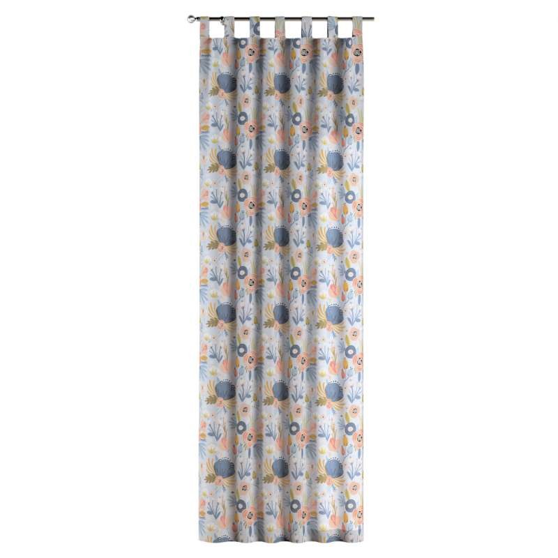 Tab top curtains in collection Magic Collection, fabric: 500-05
