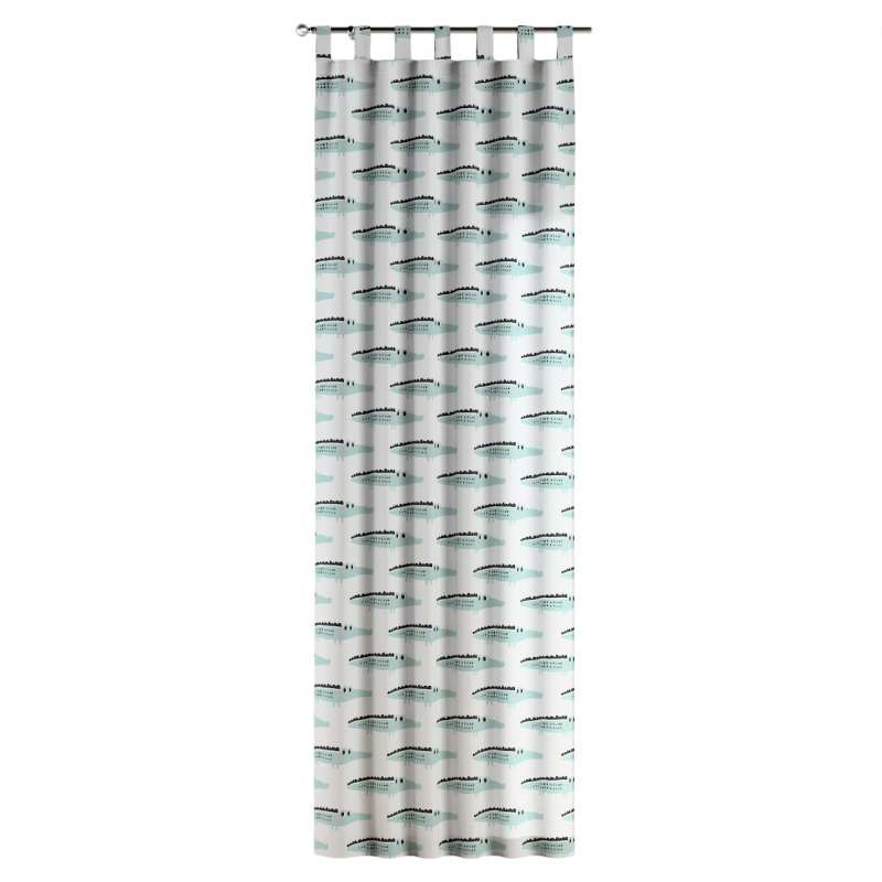 Tab top curtains in collection Magic Collection, fabric: 500-11
