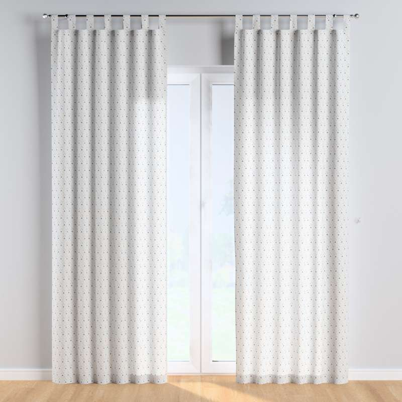 Tab top curtains in collection Magic Collection, fabric: 500-22