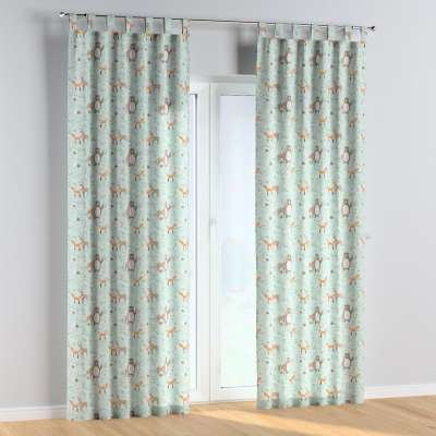 Tab top curtains 500-15  Collection Magic Collection